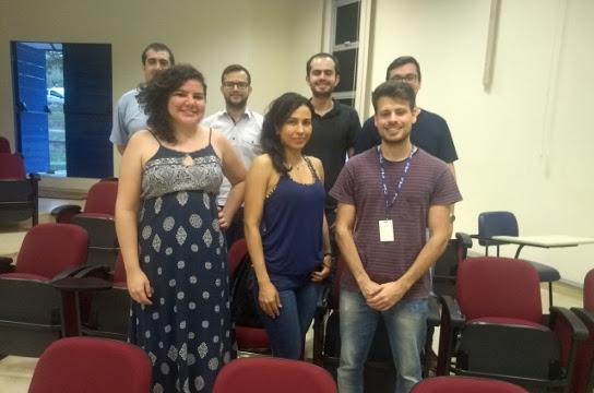 Primeiros estudantes de pós-graduação selecionados para atuar no Movimenta (Mariana Pezzo – UFSCar)