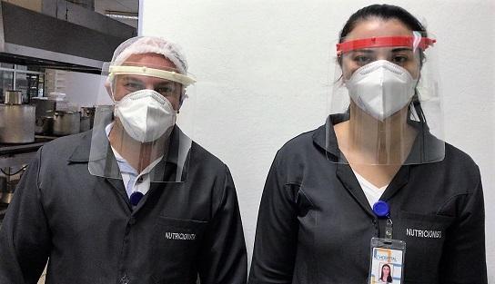 UFSCar passa a produzir protetores faciais em escala industrial