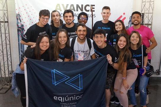 Empresa Jr. da Engenharia Química, campus São Carlos (Foto: EQ Jr./ NUSC)