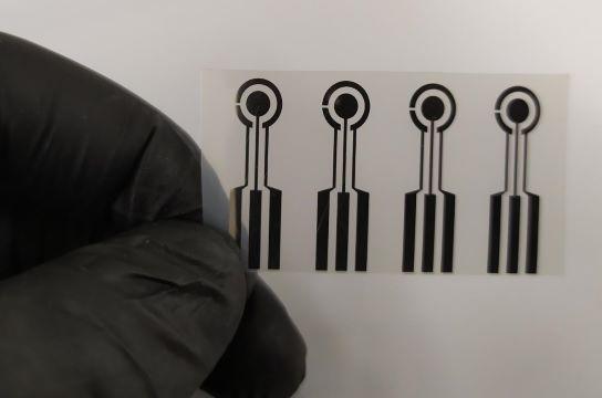Biossensores eletroquímicos (Imagem: Jefferson Henrique de Souza Carvalho