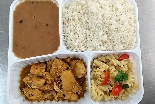 UFSCar opta por embalagens sustentáveis para refeições