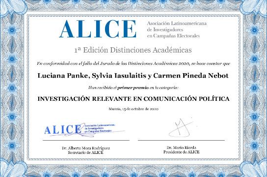 Estudo foi premiado por associação latino-americana (Imagem: Reprodução)