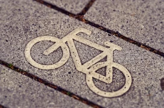 Pesquisa abordará ciclovias. (Imagem: Pixabay)