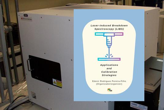 Livro mostra técnica para análise direta de amostras sólidas