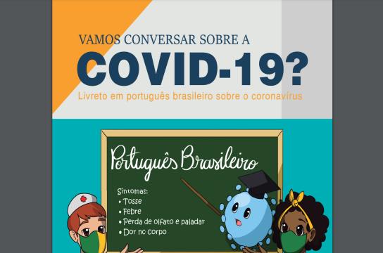 Livretos foram publicados em Inglês, Francês, Português (brasileiro) e Espanhol (Imagem: Reprodução)