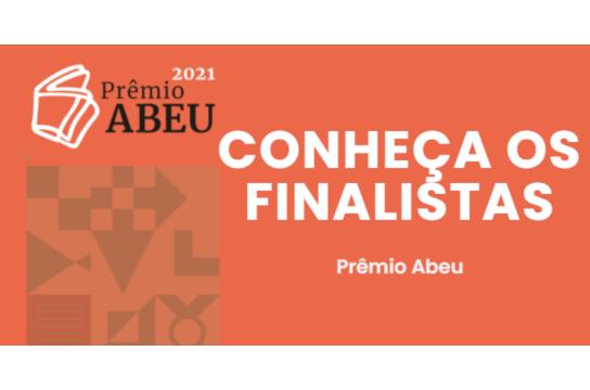 Livros da EdUFSCar são finalistas de Prêmio ABEU